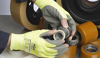 Nye miljøproduserte beskyttelseshansker