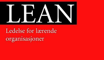 Første bok på norsk om Lean