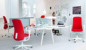 Miljøvennlige kontorstoler