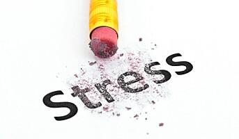 E-verktøy mot stress