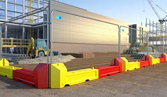 Vektblokker gir økt sikkerhet