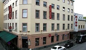 Norges første klimanøytrale hotell