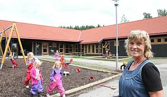 Den grønne barnehagen