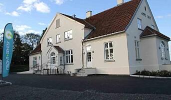Grønt senter åpnet i Kristiansand