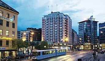 Norges første økosertifiserte hotellselskap
