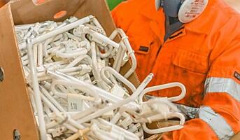 Norge på innsamlingstoppen