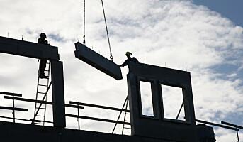 Den danske byggebransjen vil ha fart på miljøarbeidet