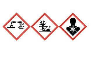 Nye regler for merking av kjemikalier