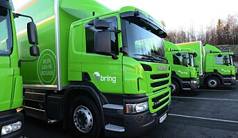Miljøpris til tusen grønne postbiler