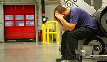 Mobbing på jobb gir psykiske problemer