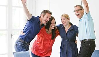 Ti ting du bør vite om arbeidsglede