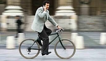 Nok trim å sykle eller gå til jobben