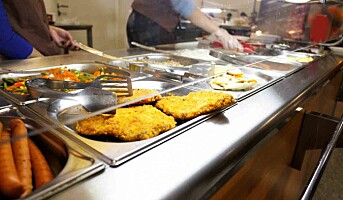 Sunnere mat hjemme enn på jobb