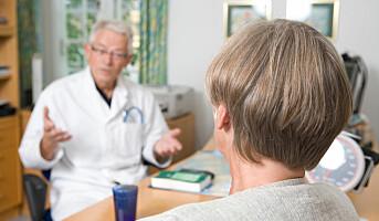 Langvarige plager øker sykefraværet