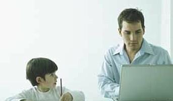 Mye arbeid for småbarnsforeldre