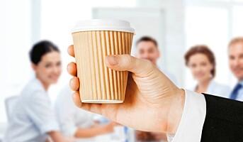 Kaffe er sunt