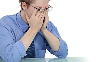 Ti råd mot lederstress