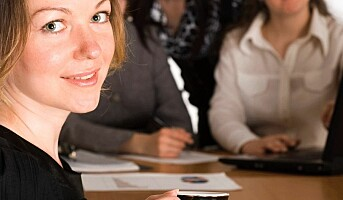 Sjefer stresser mindre med gode medarbeidere