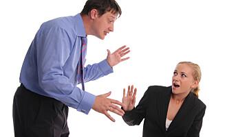 Mobbing utløser psykiske arbeidsskader