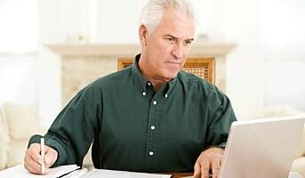 Eldre som jobber beholder god helse lenger