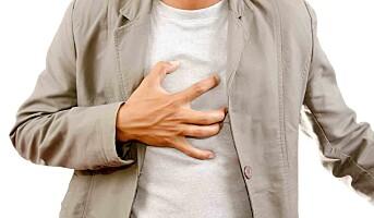Dårlig arbeidsmiljø kan gi hjertetrøbbel