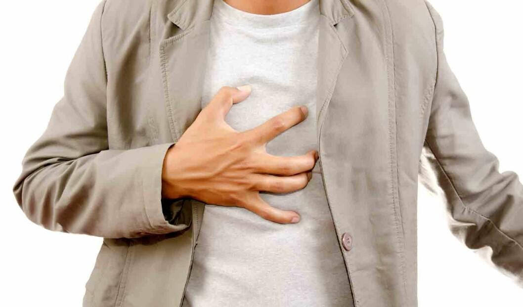 Hjerteproblemer