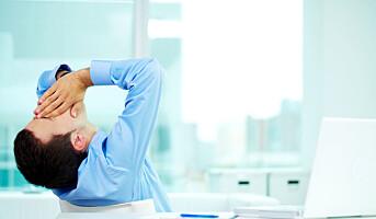 Bedre søvn av å skille arbeid og fritid