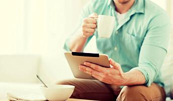 E-post spiser opp fritida vår