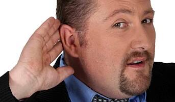 Mange med nedsatt hørsel sliter unødig i arbeidslivet