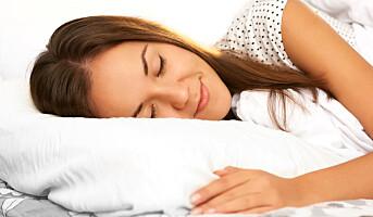 Sov deg til suksess