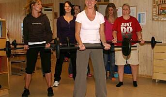 Fysisk trening hjelper mot belastningsplager