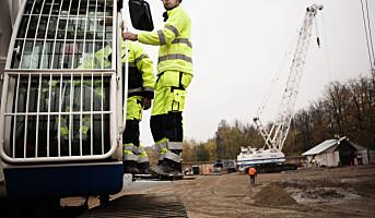 Danske anleggsarbeidere får gratis helsetjenester