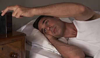 Dette påvirker nattesøvnen din