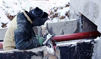 Kulde øker risikoen for ulykker