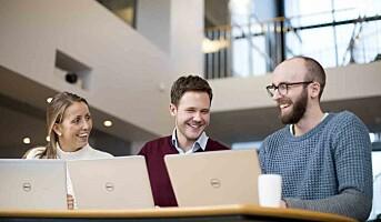 Engasjerte ansatte skaper jobbenergi