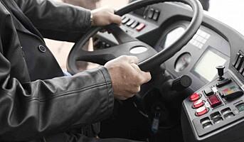 Bussjåførenes sikkerhet må bedres