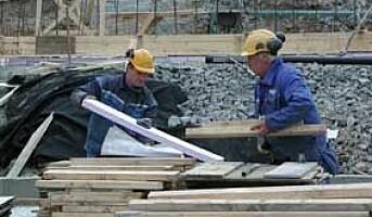 Samarbeider om opplæring i byggebransjen