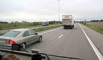Næringslivet slurver med trafikksikkerheten