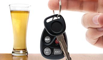Krever alkolås i yrkeskjøretøy