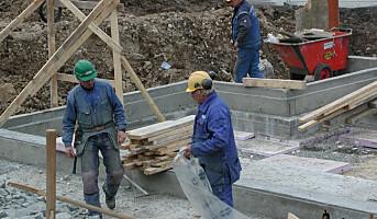 Styrk verneombudene i bygg og anlegg