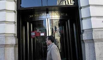 Spansk finanskrise på helsa løs
