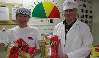 Matindustrien gjennomfører HMS-konferanse