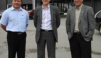 Tommy Sharif kjøper Starum Kurs- og sikkerhetssenter