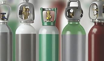 Sikkerhetskurs for gass
