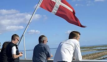 Gledelig nedgang i danske arbeidsulykker