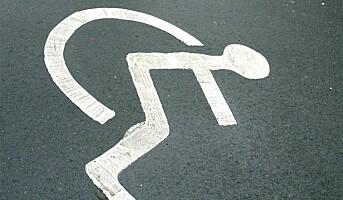 Færre funksjonshemmede i arbeid
