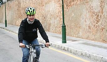 Verden rundt med Sykle til Jobben