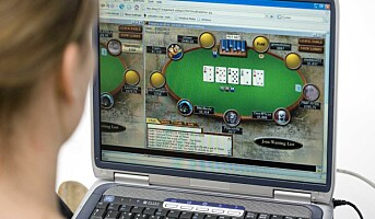 Å gamble med jobben