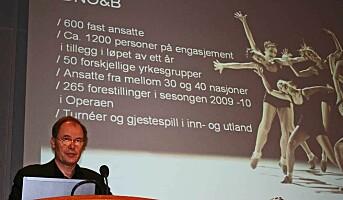 Årets AKAN-pris til Den Norske Opera