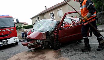 Mange får ulykkestraumer